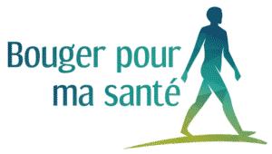 Logo : Bouger pour ma santé Catherine Germain kinésiologue