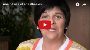 Miniature vidéo analgésies et anesthésies