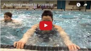 Miniature vidéo aquaforme pendant la grossesse