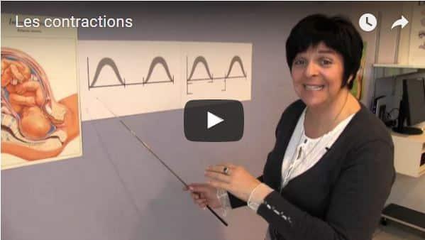 Vidéo sur les contractions