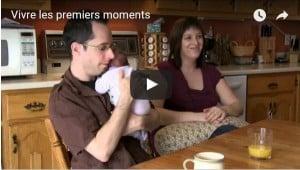 Miniature vidéo vivre les premiers moments