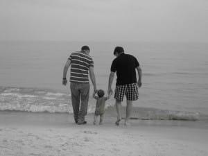 Photo - Famille homoparentale
