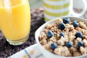 Photo - Petit déjeuner pour la femme enceinte - Diabète gestationnel ou diabète de grossesse