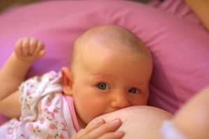 Photo - Bébé allaité : La constipation chez bébé