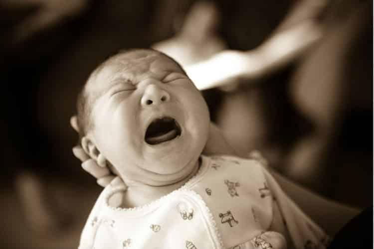La constipation chez bébé