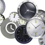 Photo - Horloges - journal intime de Chantal et Rachel