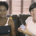 Vidéo Les trouvailles de Marie Bustier d'allaitement Easy Expression de Medela