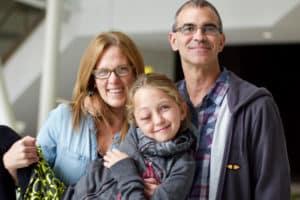 Photo : Billet de blogue enfant différent, Famille Dignard