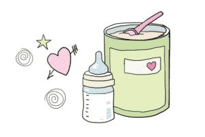 Image - Préparation commerciale pour nourrissons : tableau de conservation des préparations commerciales ou lait commercial pour bébé gratuit à imprimer